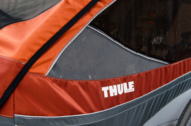 Thule Chariot Corsaire Window Venting