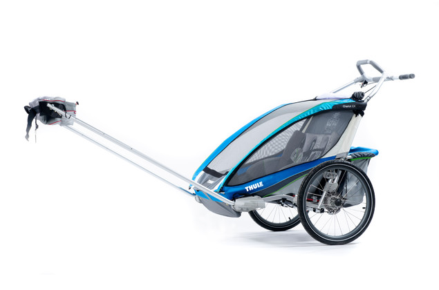 Thule Chariot CX1 Blue Hike