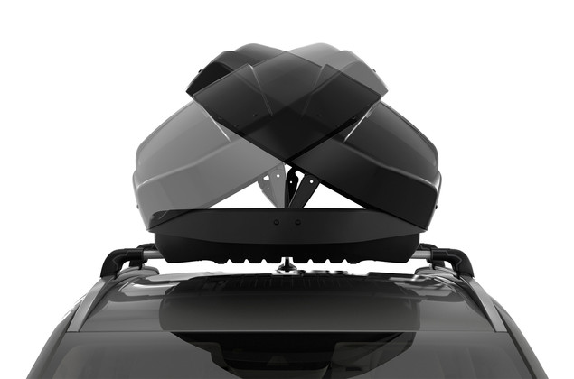 Thule Motion XT dualside grip friendly handles