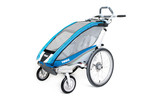 Thule Chariot CX1 Blue Stroll