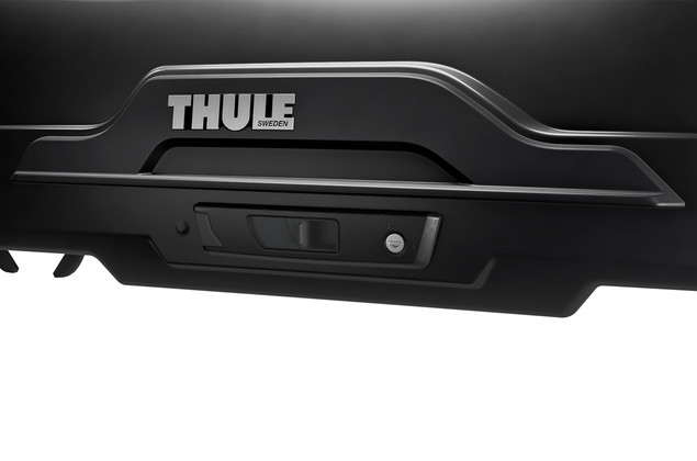 Thule Motion XT SlideLock system