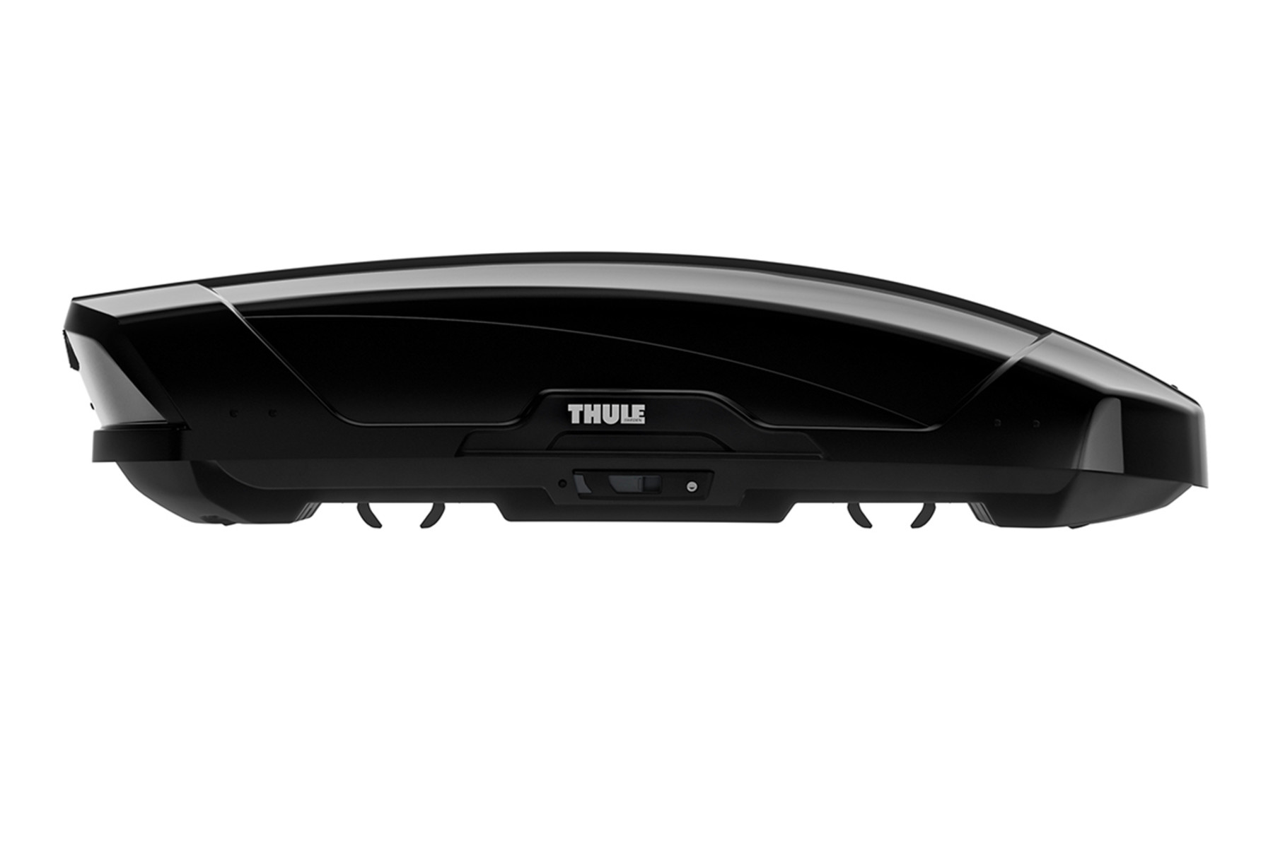 Thule Motion XT M hero side - black glossy