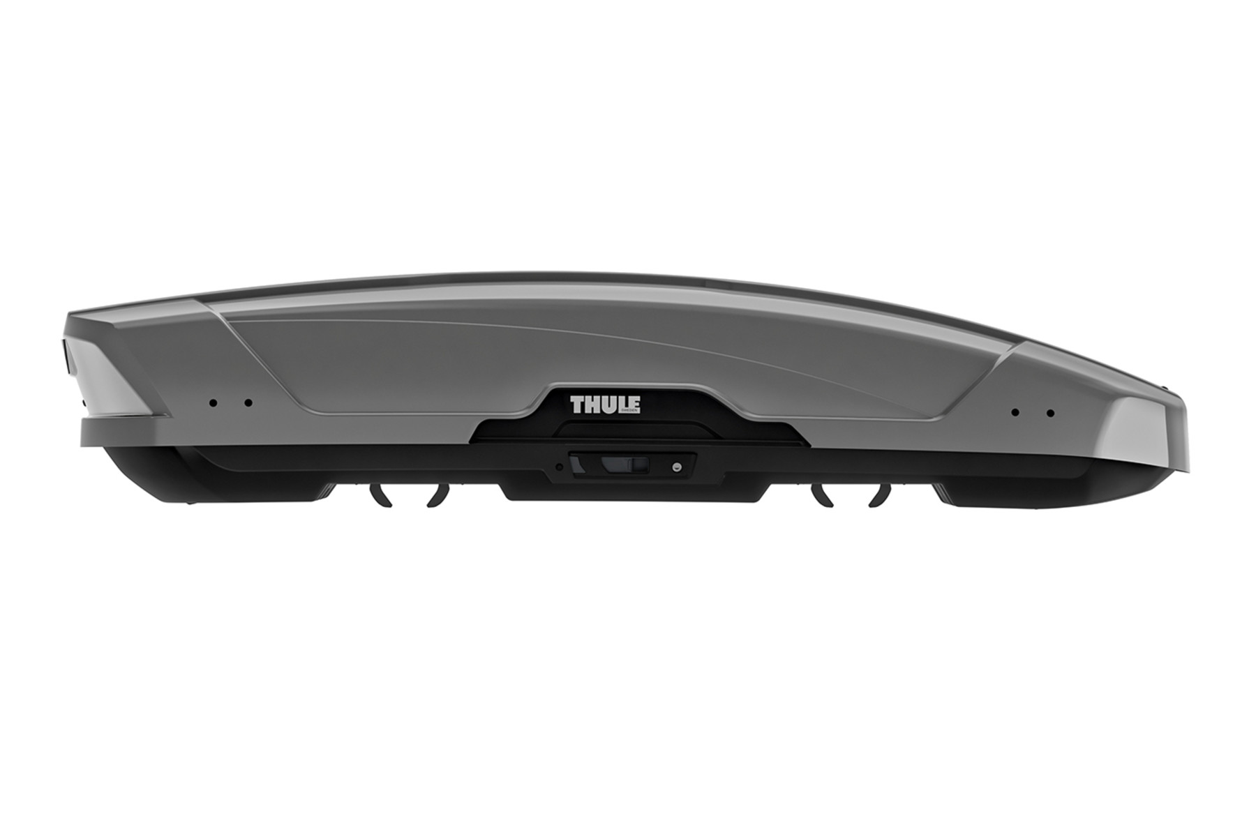 Thule Motion XT Sport hero side - titan glossy
