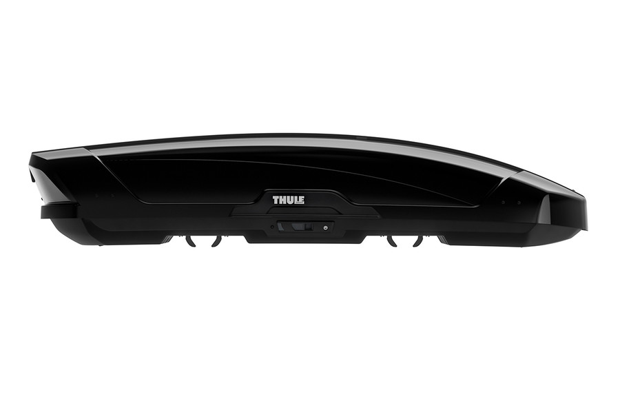 Thule Motion XT XL hero side - black glossy