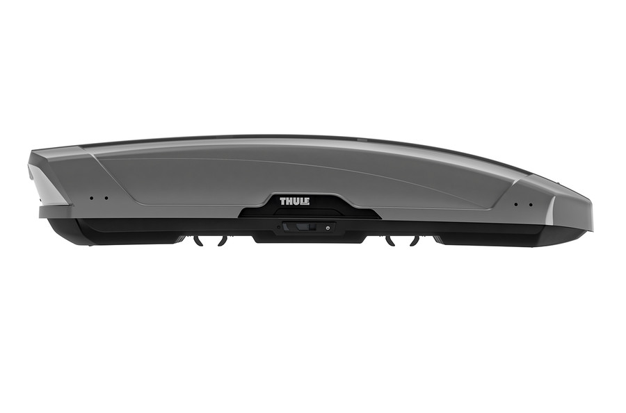 Thule Motion XT XXL hero side - titan glossy