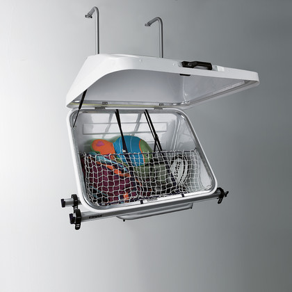 Thule Carry All Box integrated net