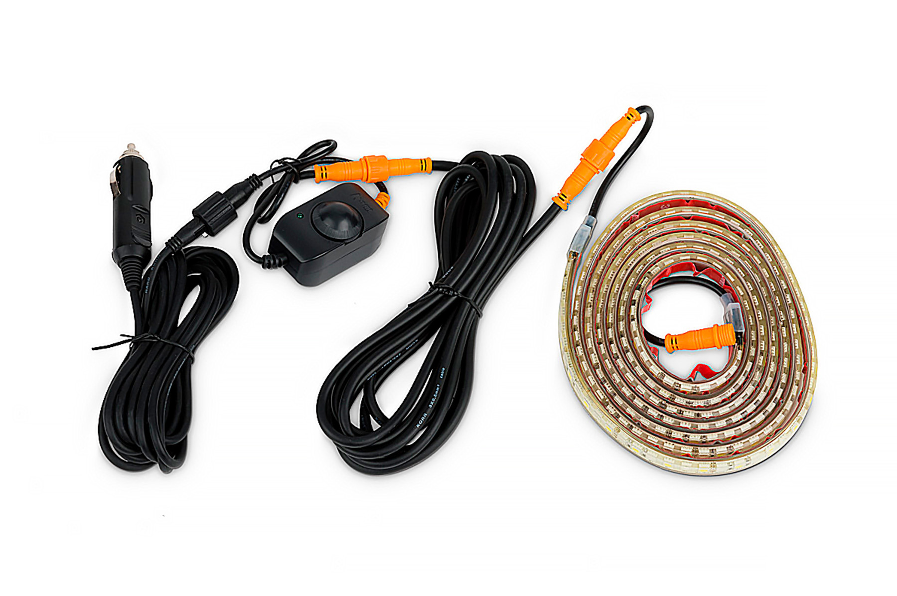 Tepui Orange/White Flexible Strip Light: 6ft