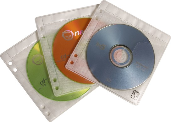 Case Logic Disc Capacity Double Sided ProSleeve