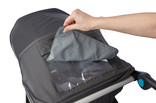 Stroller Thule Urban Glide - canopy's view-in roof port