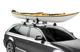 Kayak rack Thule DockGlide wrap attachment