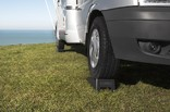 Thule Levelers for wider tyres