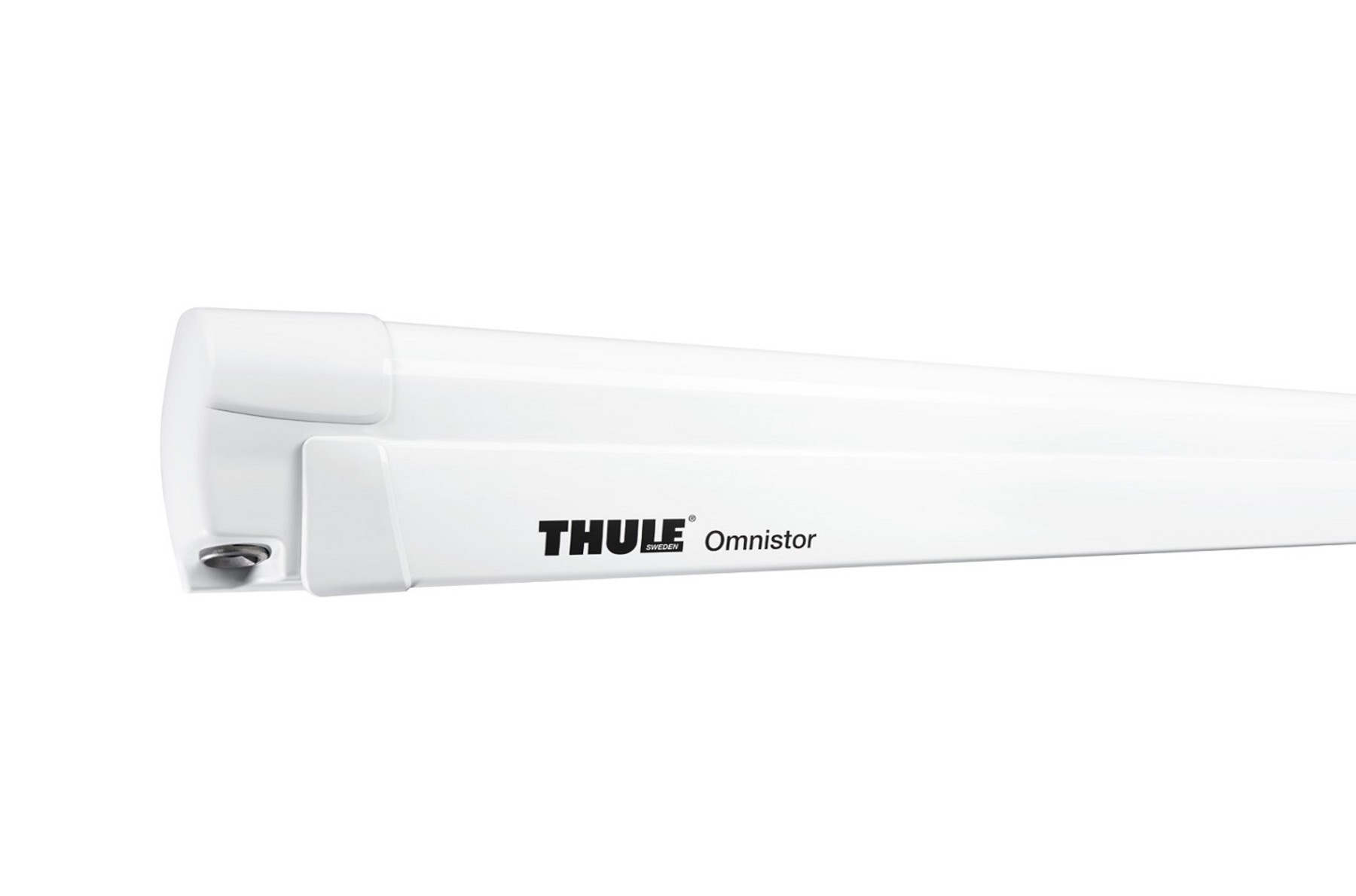 Thule omnistor 8000 white awning caravan motorhome wall mounted