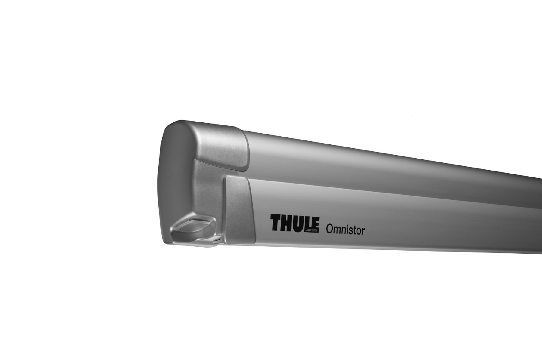 Thule Omnistor 8000 Box Manual Anodised