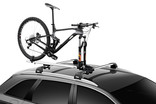 Roof bike rack-Thule ThruRide 535 wrap