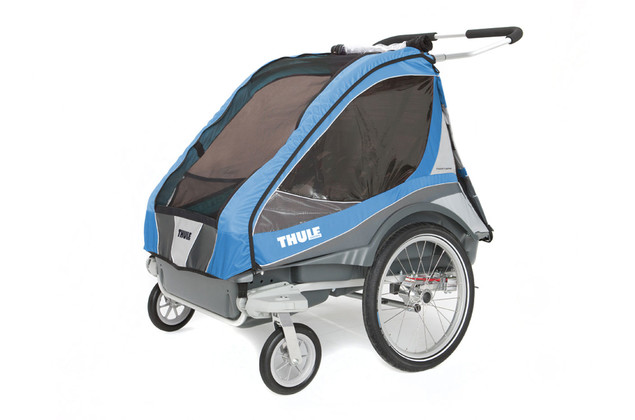 Thule Captain2 Blue Strolling