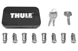 Thule 8-Pack Lock Cylinder