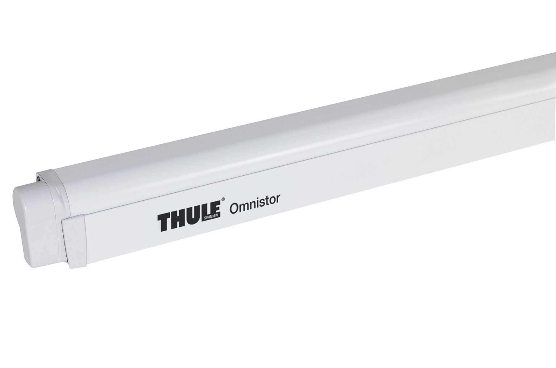 Thule omnistor 4900 awning caravan motorhome wall mounted white