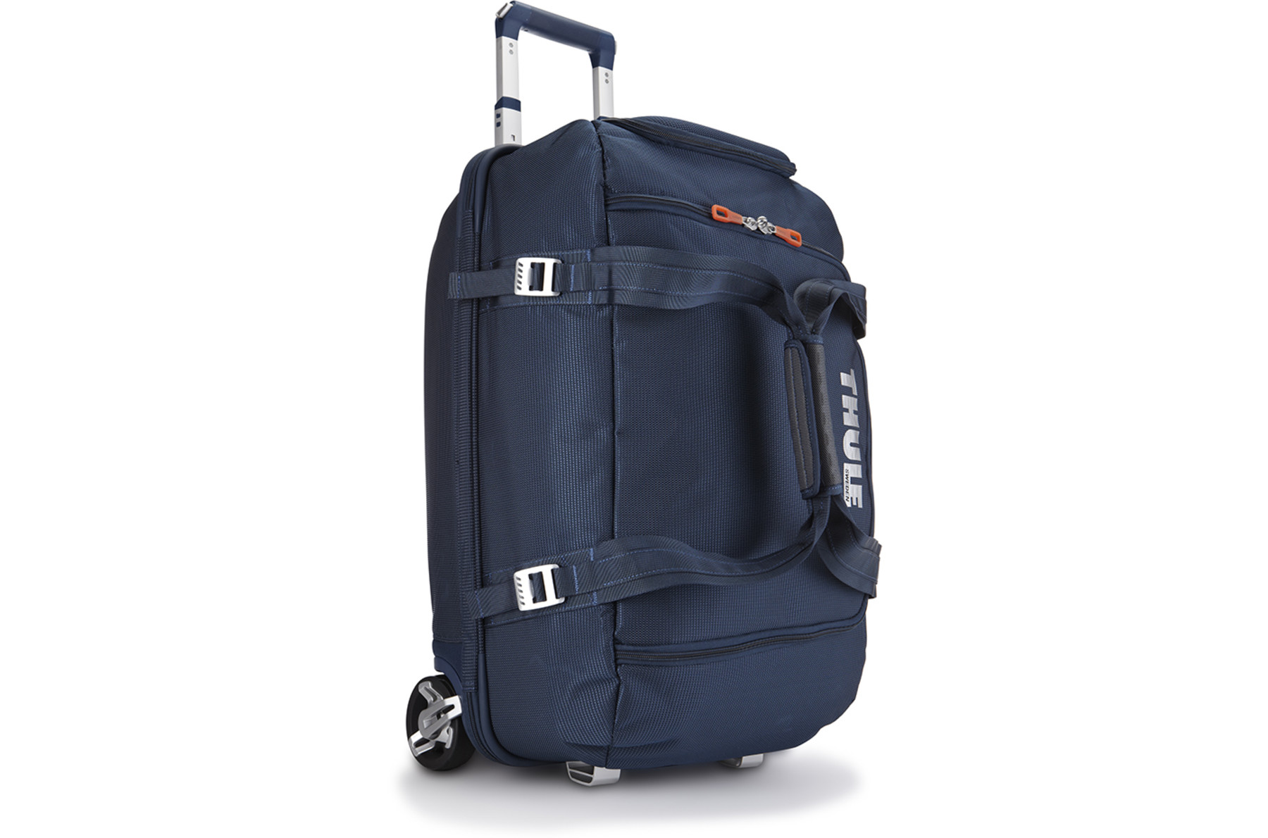 Thule Crossover 56L Rolling Duffel azul oscuro