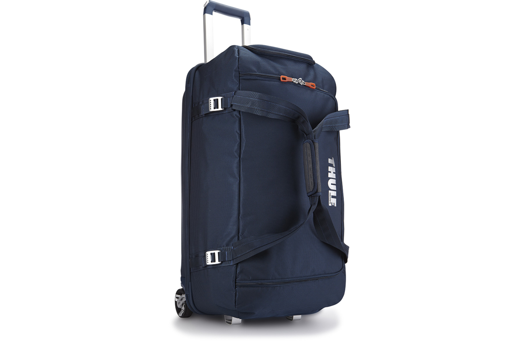 Thule Crossover 87L Rolling Duffel azul oscuro
