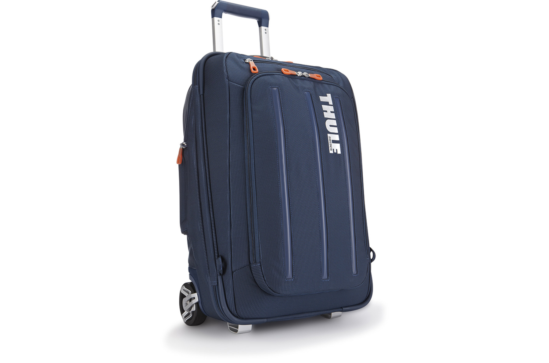 Thule Crossover Rolling 38L Carry-On azul oscuro