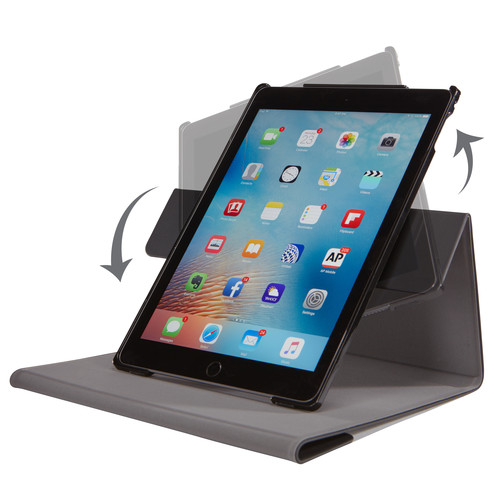 CRIE-2143 Rotating Folio for iPad® Air 2
