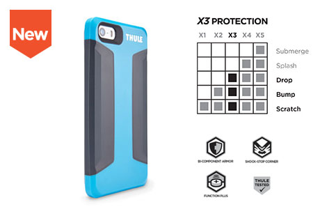 Thule Atmos X3 Smartphone cases