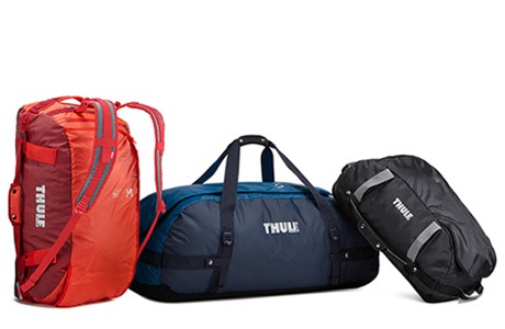 Thule Chasm collection duffel bags