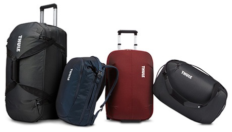 Thule Subterra collection luggage bags backpacks cases