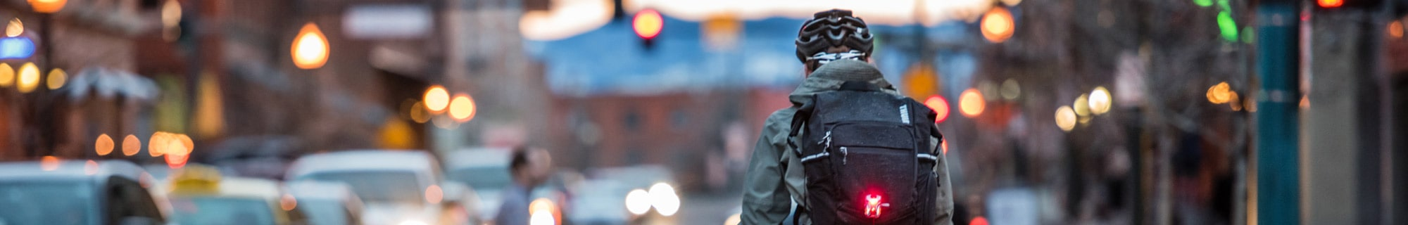 Thule biking backpacks