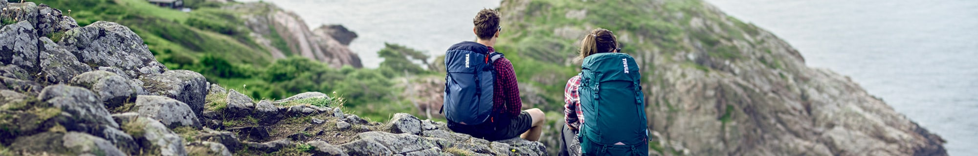 Thule hiking backpacks
