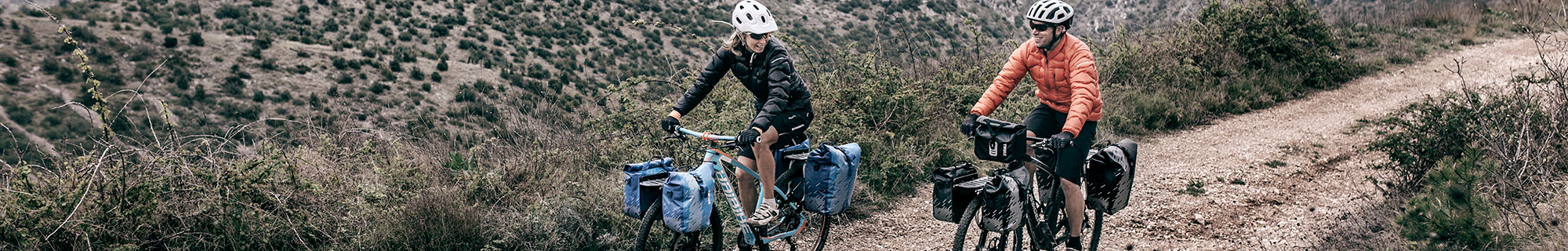 Thule panniers bike bags
