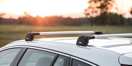 Roof Bars | Thule | USA