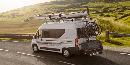 Accessories For Vans And Campervans Thule Uk