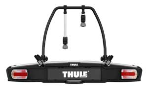 Thule Velospace 918 towbar mounted bike rack