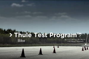 Thule Test Program Bike