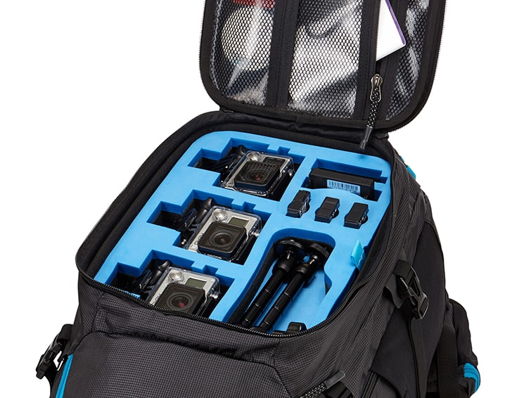 Thule camera backpack