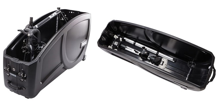 Thule bike travel case