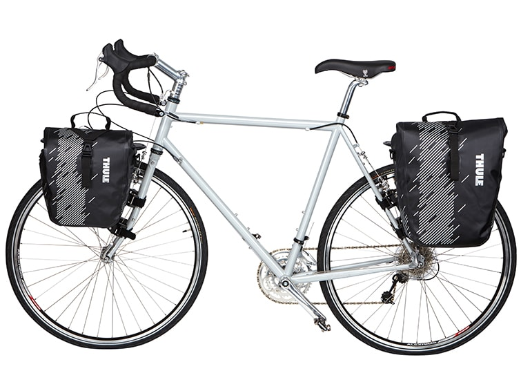 Thule panniers and bike bags