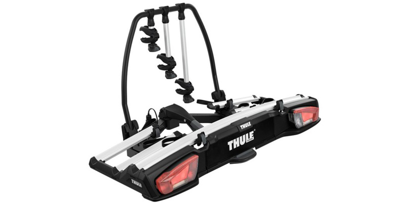 Thule towbar bike rack