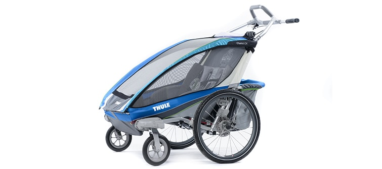 Thule bike and multisport trailers