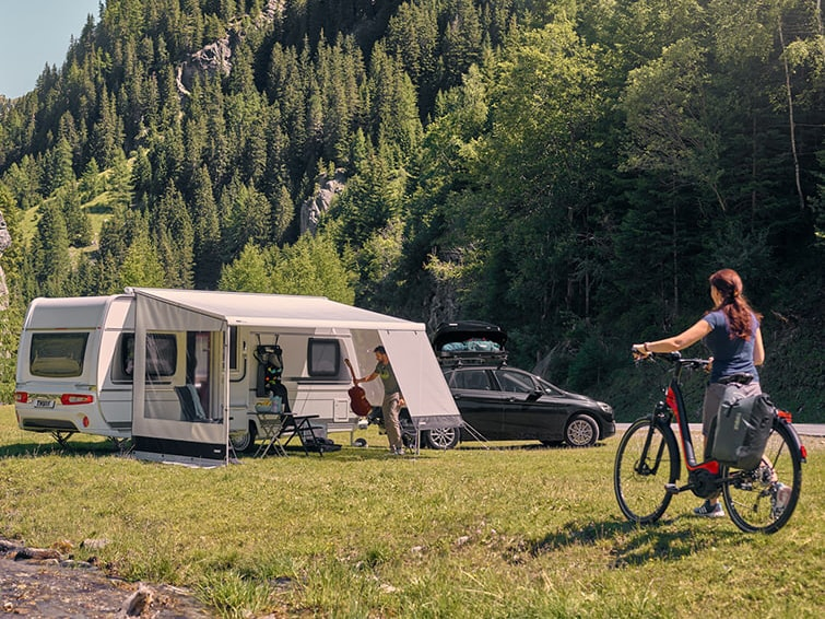 Thule Awning panels for caravans