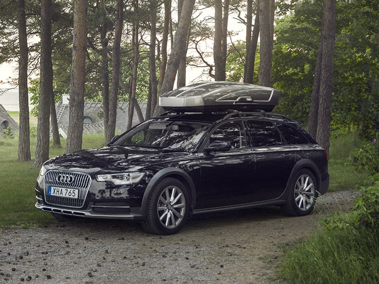 Thule cargo carriers