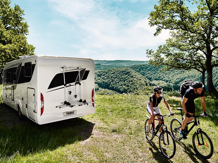 Thule accessories for motorhomes