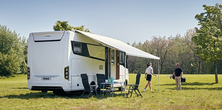 Thule awning for motorhomes