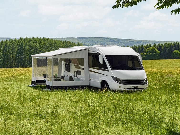Thule awning panels for motorhomes