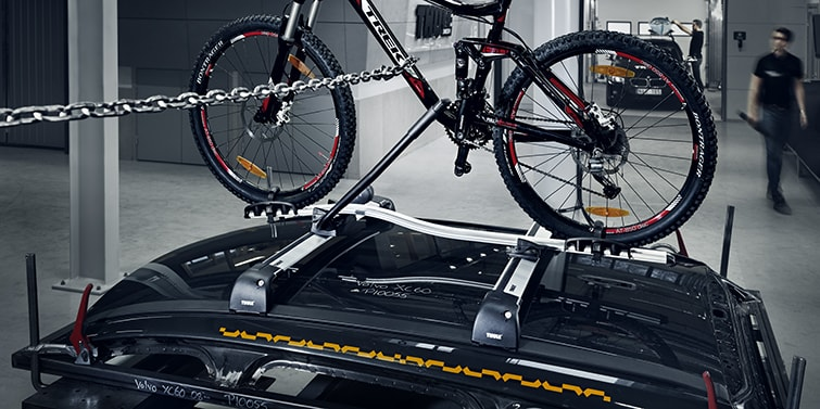 Thule roof bar