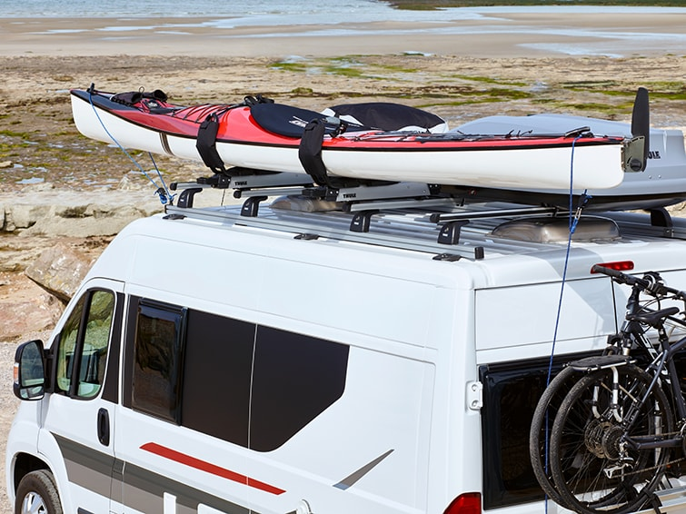 Thule accessories for vans