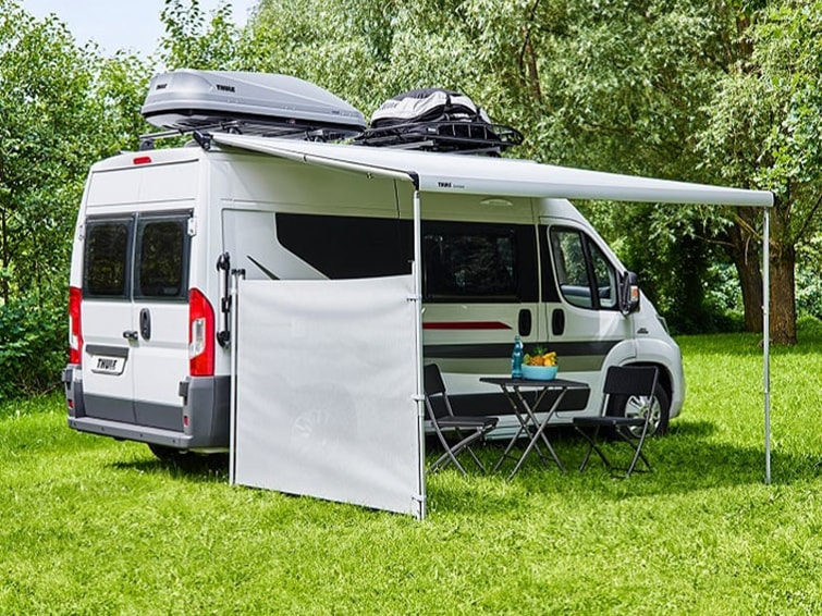 Thule awning panels for vans