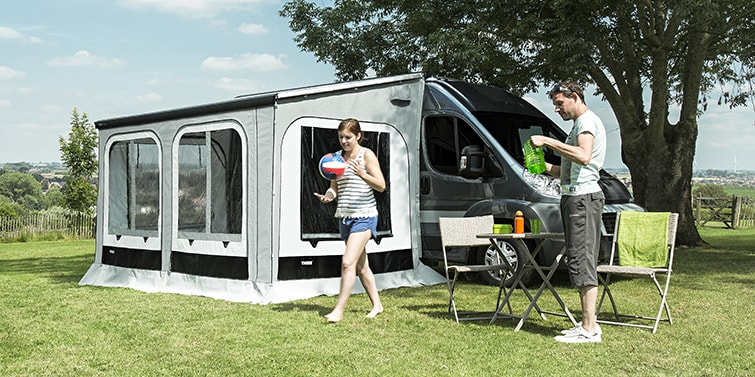 Thule tents for vans