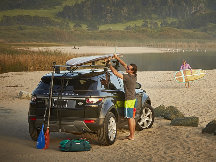 Thule Surfboard and SUP Racks